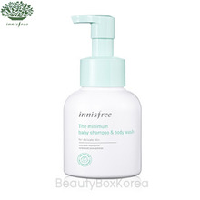 INNISFREE The Minimum Baby Shampoo & Body Wash 300ml,INNISFREE