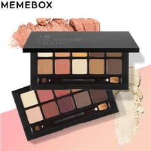 I'M MEME I'm Eye Shadow Palette 10g [All Day Complete],MEME BOX