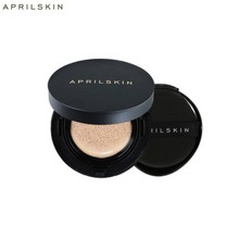 APRIL SKIN Magic Snow Cushion Black 2.0 Set 15g*2ea,APRIL SKIN