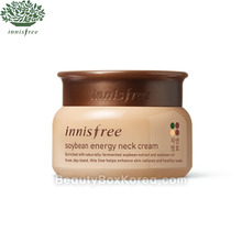 INNISFREE Soybean Energy Neck Cream 80ml,INNISFREE