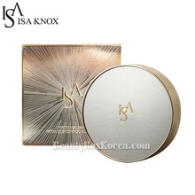 ISA KNOX Water Volume Metal Cushion Foundation SPF46 PA+++ 15g,ISA KNOX