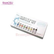 RAMOSU Secret Of 28 Days Ampoule 9Set,RAMOSU