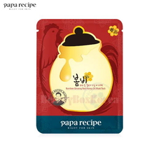 PAPA RECIPE Bombee Ginseng Red Honey Oil Mask Pack 20g,PAPA RECIPE