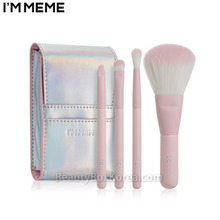 I'M MEME I'm Mini Pink Brush Set ,MEME BOX