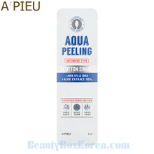 A'PIEU Aqua Peeling Cotton Swab Intensive Type 3ml,A'Pieu