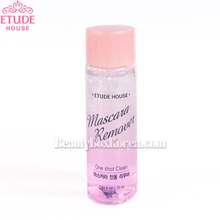 [mini] ETUDE HOUSE Mascara Remover One Shot Clean 25ml,ETUDE HOUSE