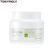 TONYMOLY The White Tea Brightening Cream 60ml,TONYMOLY
