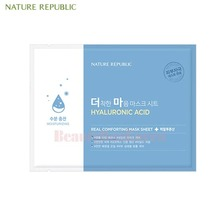 NATURE REPUBLIC Real Comforting Mask Sheet 24g,NATURE REPUBLIC
