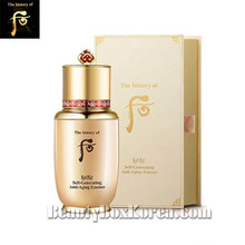 THE HISTORY OF WHOO Bichup Self-generating Anti-aging Essence 50ml (Whoo Bichup Ja Saeng Essence),THE HISTORY OF WHOO