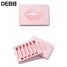 DEBB The Debutant Lip Kit 1.8g*5ea,DEBB