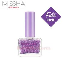 MISSHA Festival Gelatic Nail Polish 9ml [Festa Pick Edition],MISSHA