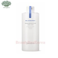 INNISFREE Blueberry Rebalancing Skin 350ml [Large]- Innisfree Super food collection,INNISFREE