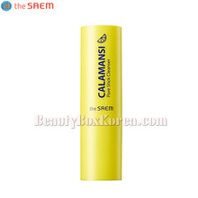 THE SAEM Calamansi Pore Stick Cleanser 15g,THE SAEM