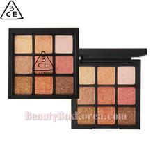 3CE Multi Eye Color Palette #ALL NIGHTER 8.1g,3CE
