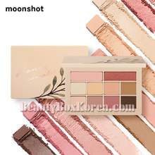 MOONSHOT Honey Coverlet Eyeshadow Palette 9.5g,Own label brand