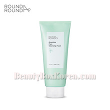 ROUND A ROUND Greentea Pure Cleansing Foam 250ml,ROUND A ROUND