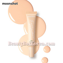 MOONSHOT Honey Coverlet Face Perfection Serum Foundation 25ml,Own label brand