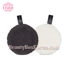 ETUDE HOUSE My Beauty Tool Superfine Fibre Cleansing Pad 2ea,ETUDE HOUSE