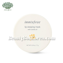 INNISFREE Lip Sleeping Mask with Canola Oil 17g,INNISFREE