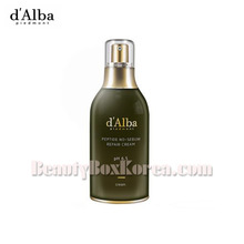 D'ALBA Peptide No-Sebum Repair Cream 50ml,D'ALBA