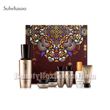 SULWHASOO Time Treasure Renovating Serum EX Set 7items,SULWHASOO