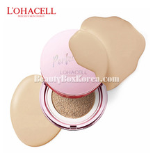 LOHACELL Perfect Finish Cover Cushion Cover Up SPF 50+ PA++++ 13g*2ea,LOHACELL