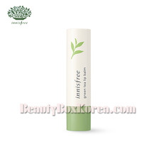 INNISFREE Green Tea Lip Balm 3.6g,INNISFREE