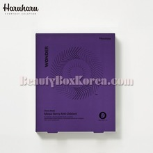 HARUHARU WONDER Maqui Berry Anti-Oxidant Mask 25ml*5ea,HARUHARU