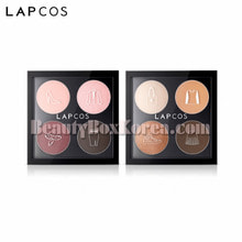 LAPCOS Day-Fit Eyeshadow Kit 5.8g,LAP