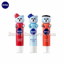NIVEA Lip Care 4.8g [KRUNK Edition]*3ea,NIVEA
