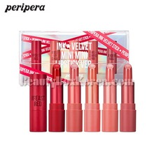 PERIPERA Ink The Velvet Stick Special Set 1.3g*5ea[Limited Edition],Beauty Box Korea