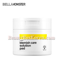 BELLAMONSTER Blemish Care Solution Pad 155ml (70ea),BELLAMONSTER