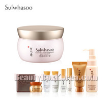 SULWHASOO Essentrue Deep Nourishing Body Cream EX Set 7items,SULWHASOO