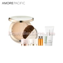 AMOREPACIFIC Sheer Radiance Powder Compact SPF 25 PA++ Set 7items,AMOREPACIFIC