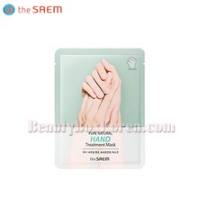 THE SAEM Pure Natural Hand Treatment Mask 16g,THE SAEM