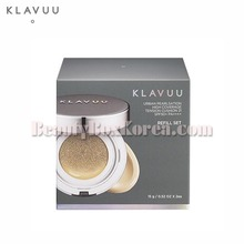 KLAVUU Urban Pearlsation High Coverage Tension Cushion Refill Set 15g+15g,KLAVUU