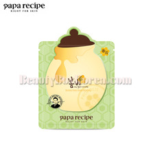 PAPA RECIPE Bombee Green Honey Mask Pack 25g*1ea,PAPA RECIPE