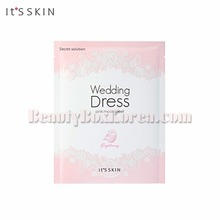 IT'S SKIN Secrets Solution Wedding Dress Mask Sheet 27ml,IT'S SKIN