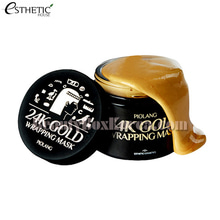 ESTHETIC HOUSE 24K Gold Wrapping Mask 80ml,ESTHETIC HOUSE