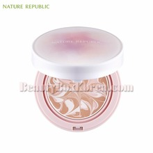 NATURE REPUBLIC Origin Aqua Marble Foundation SPF50+ PA+++ 14g,NATURE REPUBLIC