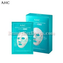 AHC Esthetic Layering Solution Mask Soothing 6g+18g*10ea[Online Excl.],AHC