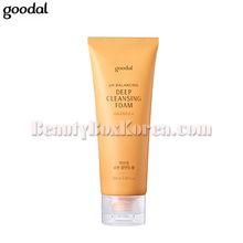 GOODAL Calendula pH Balancing Deep Cleansing Foam 100ml,GOODAL