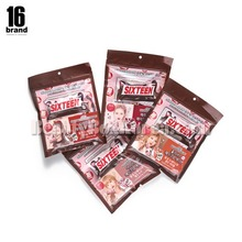 16BRAND R U 16 Taste-Chu&16 Eye Magazine Special Kit 2items,16 Brand