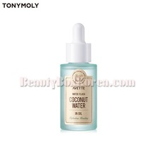 AVETTE Water Flash Coconut Water In Oil 30ml,TONYMOLY