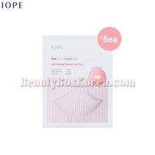 IOPE Mask Solution Lip Smoothing Patch 2.5g*5ea,IOPE