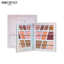 PONY EFFECT Thunder Palette 24g,PONY EFFECT
