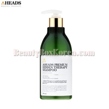 AHEADS Premium Hidden Therapy Shampoo 430ml,AHEADS