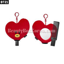 BT21 Mirror&Comb Set 1ea,BT21