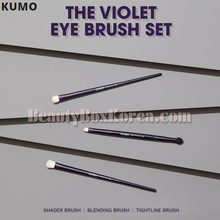 KUMO X SSIN The Violet Eye Brush Set 3items,KUMO