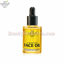 SO NATURAL Signature Face Oil 30ml,SO NATURAL
